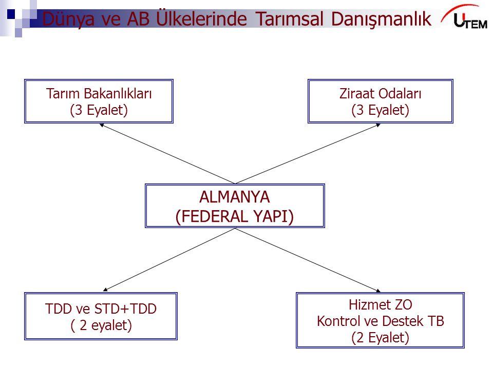 ALMANYA (FEDERAL YAPI)