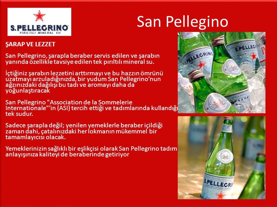 San Pellegino
