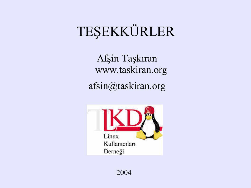 Afşin Taşkıran www.taskiran.org