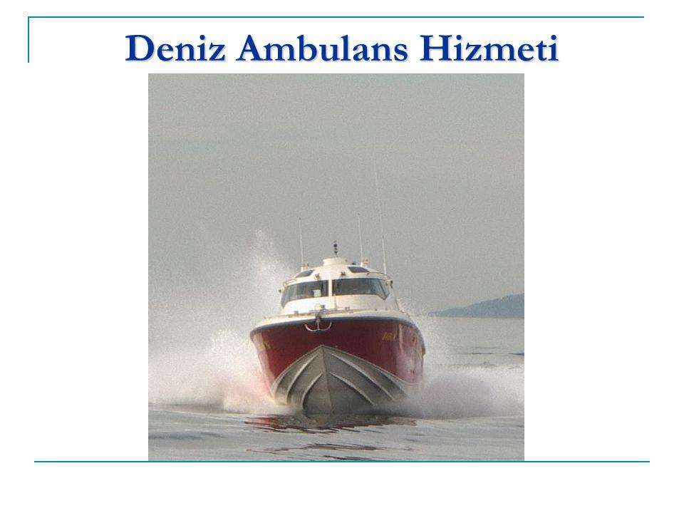 Deniz Ambulans Hizmeti