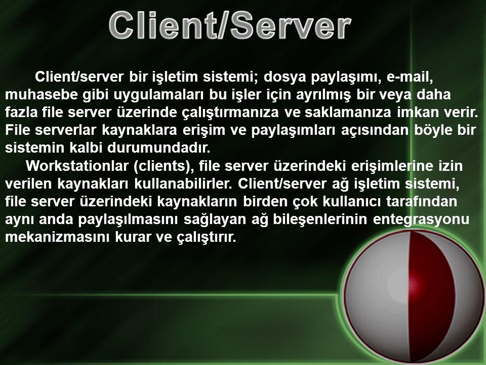 Client/Server