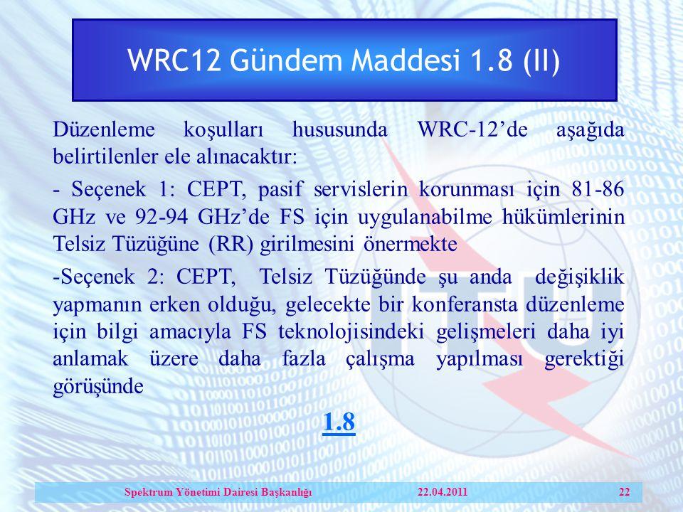 WRC12 Gündem Maddesi 1.8 (II)