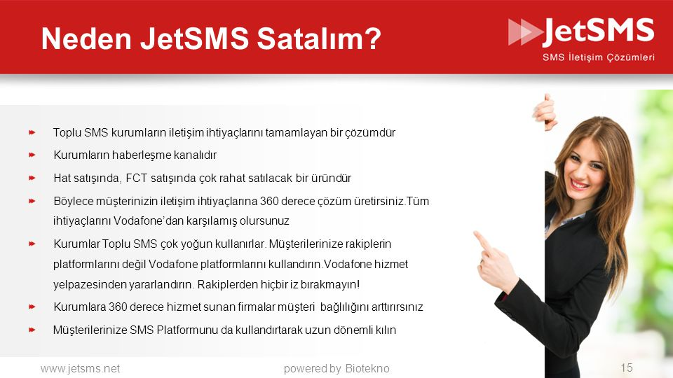 Neden JetSMS Satalım Toplu SMS kurumların iletişim ihtiyaçlarını tamamlayan bir çözümdür. Kurumların haberleşme kanalıdır.