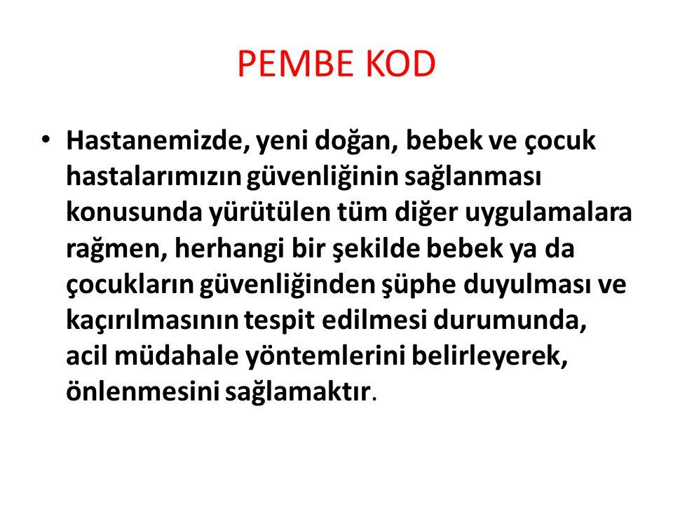 PEMBE KOD