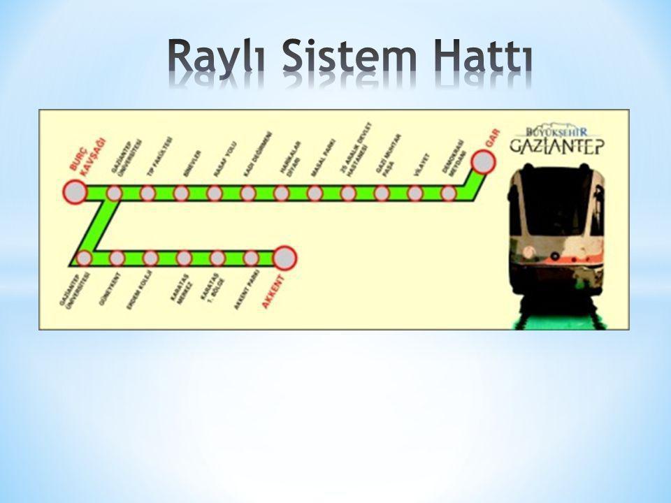 Raylı Sistem Hattı