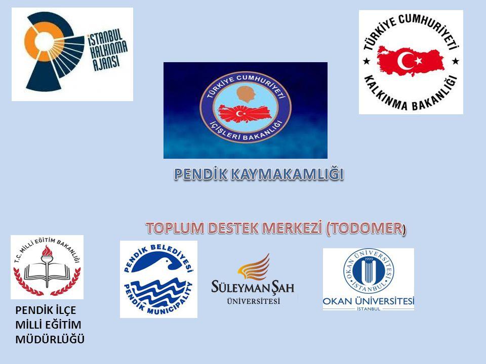 TOPLUM DESTEK MERKEZİ (TODOMER)