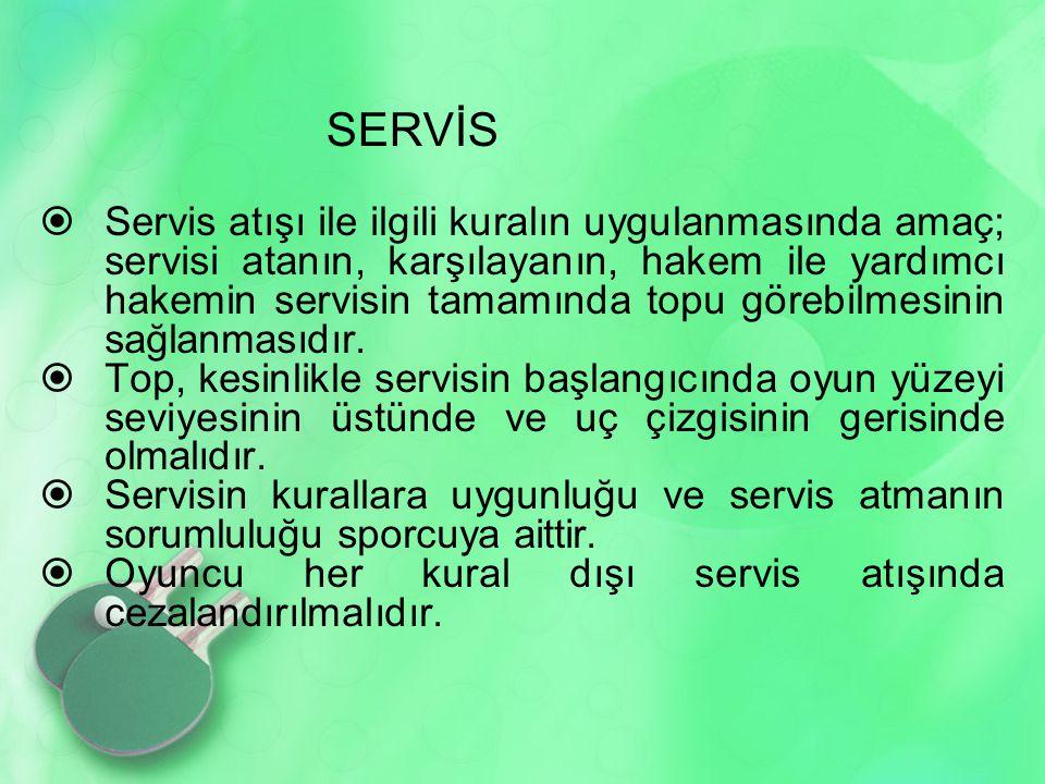 SERVİS