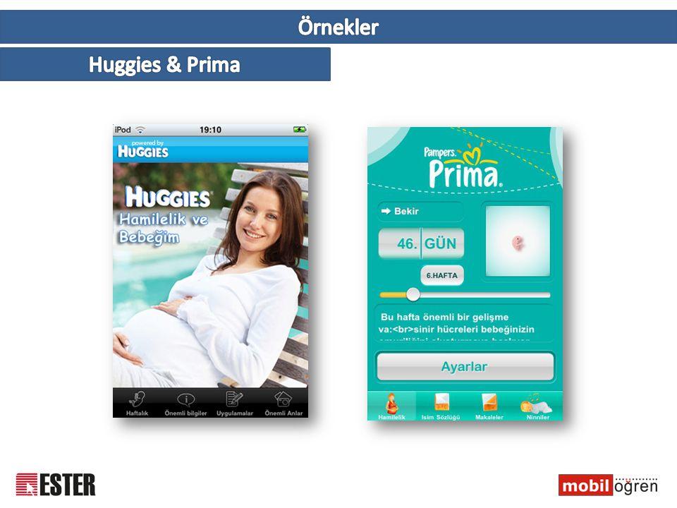 Örnekler Huggies & Prima