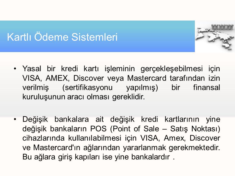 Kartlı Ödeme Sistemleri