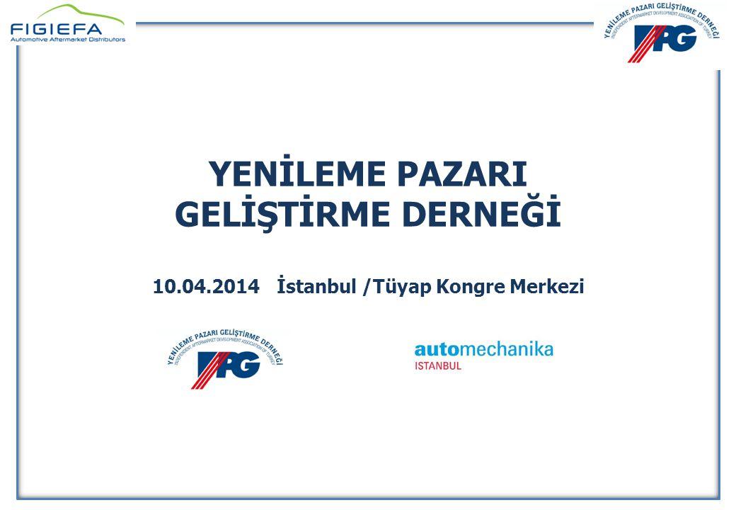 10.04.2014 İstanbul /Tüyap Kongre Merkezi