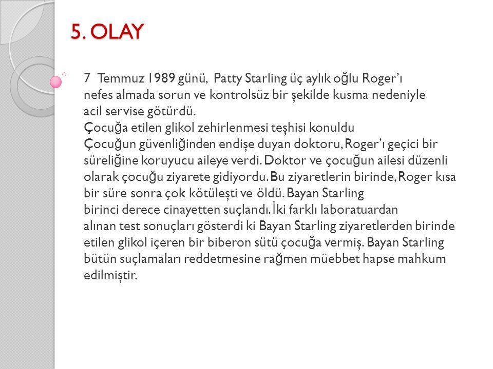 5. OLAY