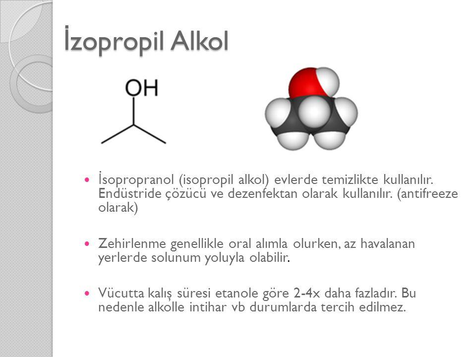 İzopropil Alkol