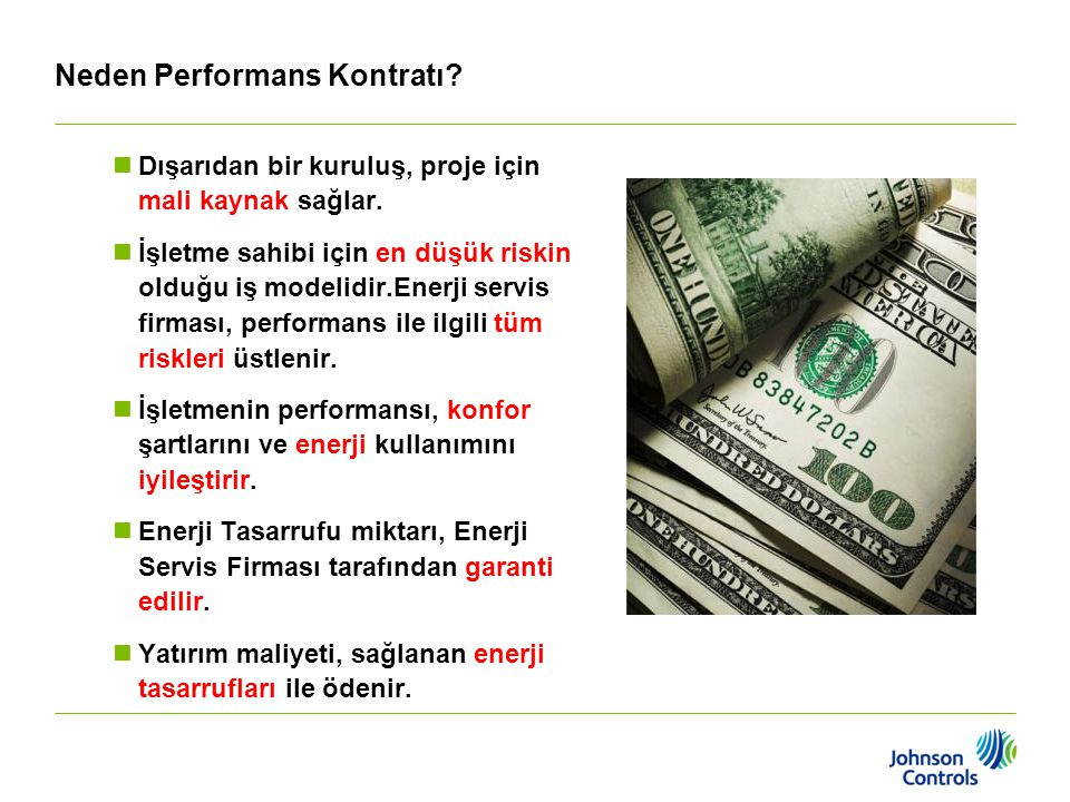 Neden Performans Kontratı