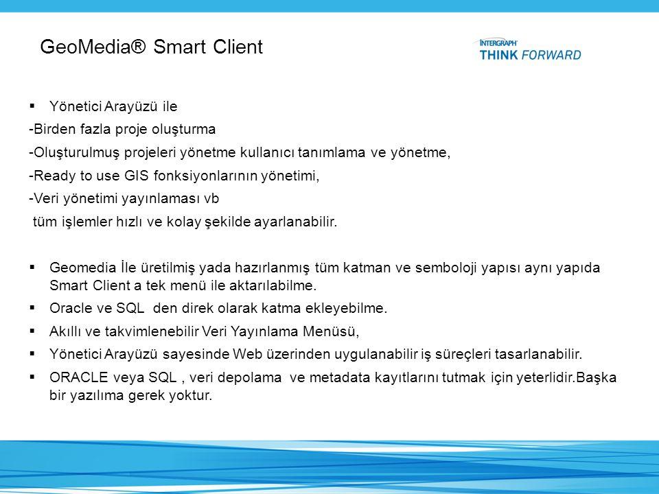 GeoMedia® Smart Client