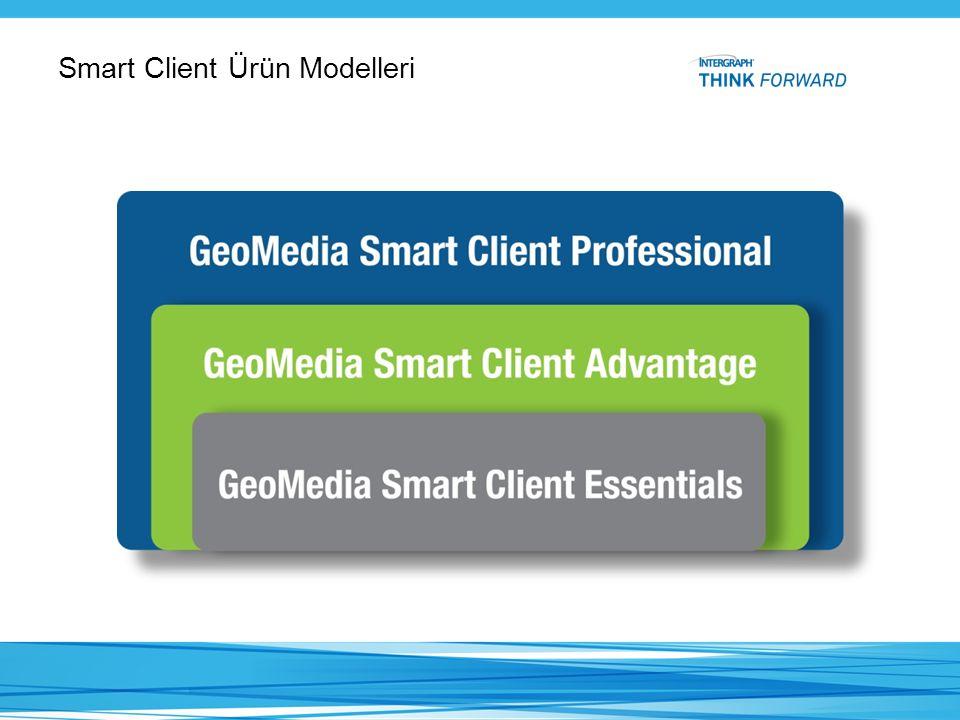 Smart Client Ürün Modelleri