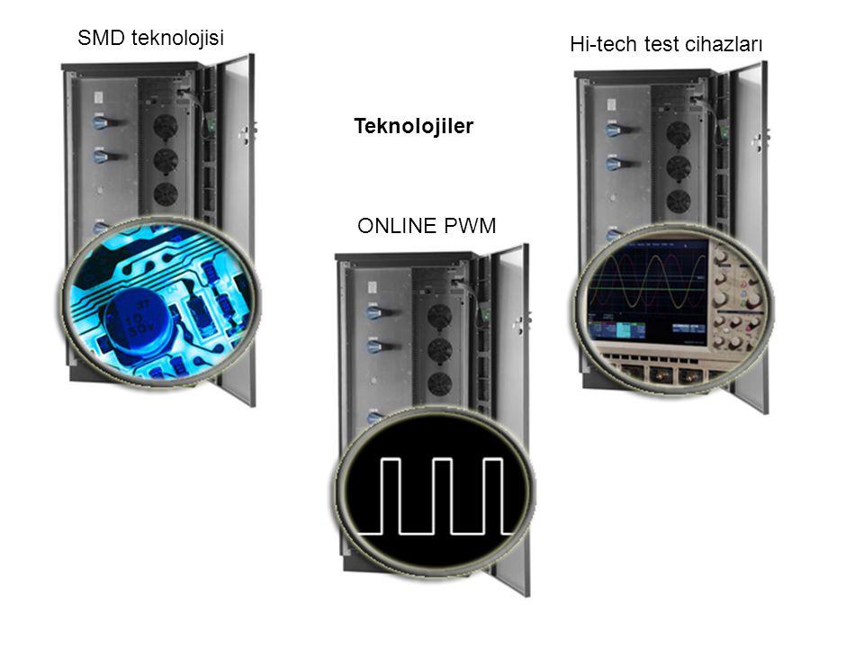 Hi-tech test cihazları