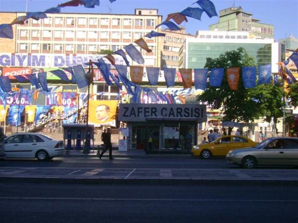 Güven Park - Kızılay Ankara Kızılay ve sokakları … Güven Park - Kızılay