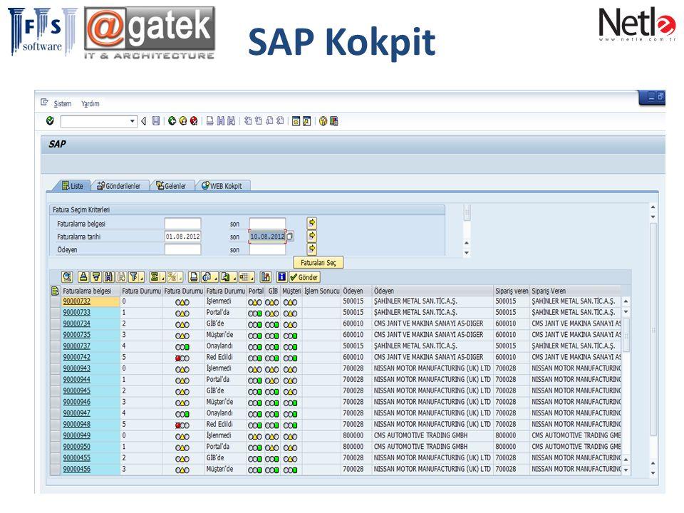 SAP Kokpit