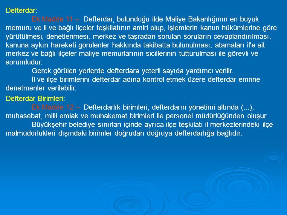 Defterdar: