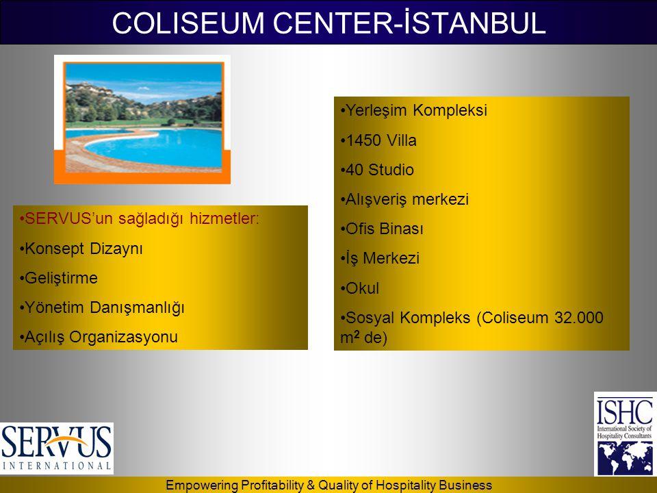 COLISEUM CENTER-İSTANBUL