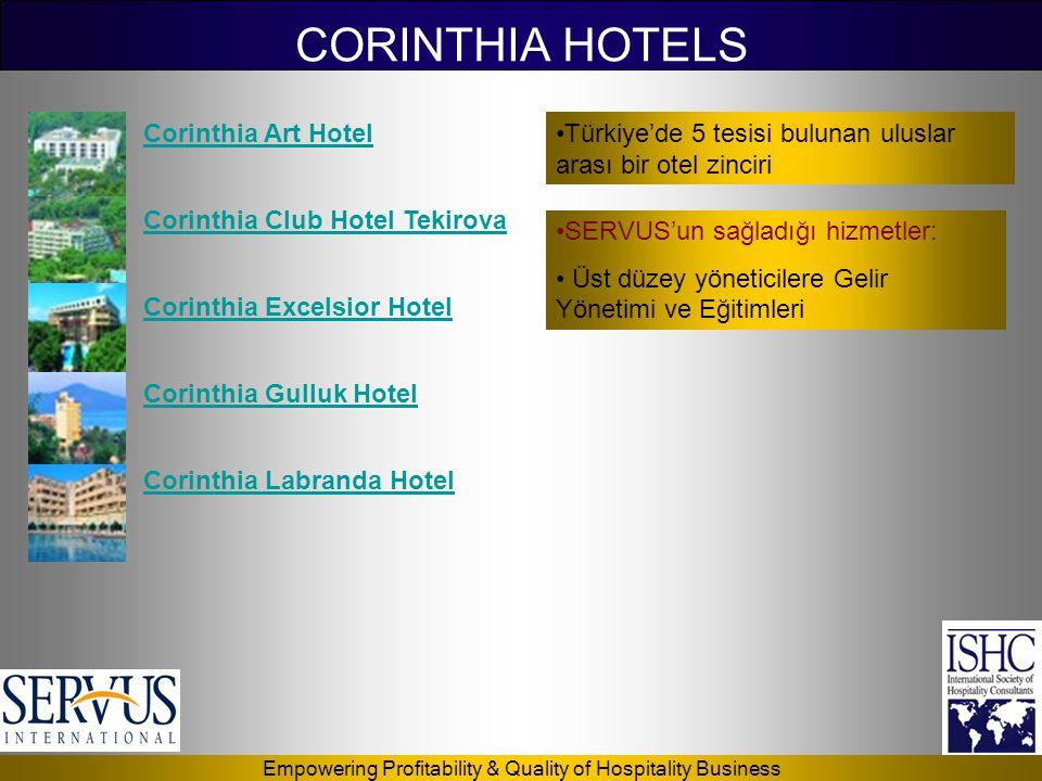 CORINTHIA HOTELS Corinthia Art Hotel