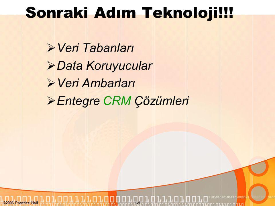 Sonraki Adım Teknoloji!!!