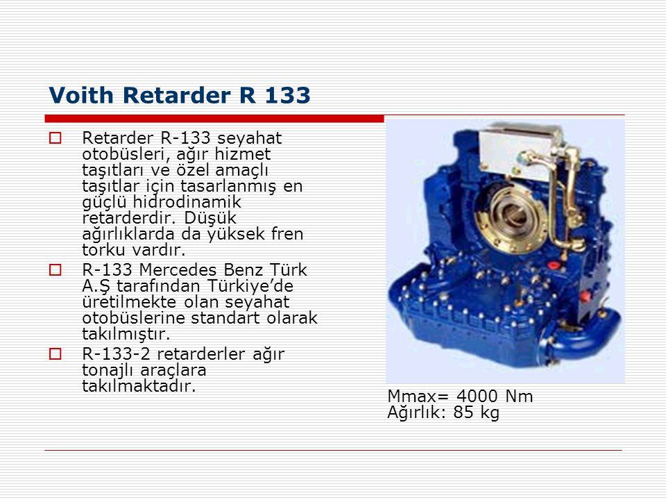 Voith Retarder R 133