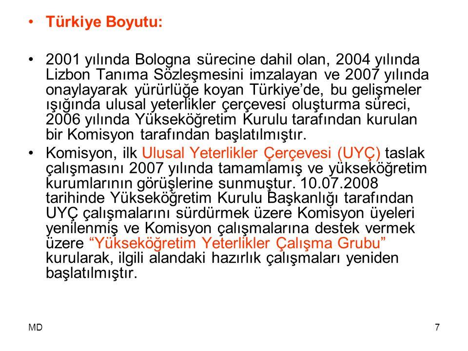 Türkiye Boyutu: