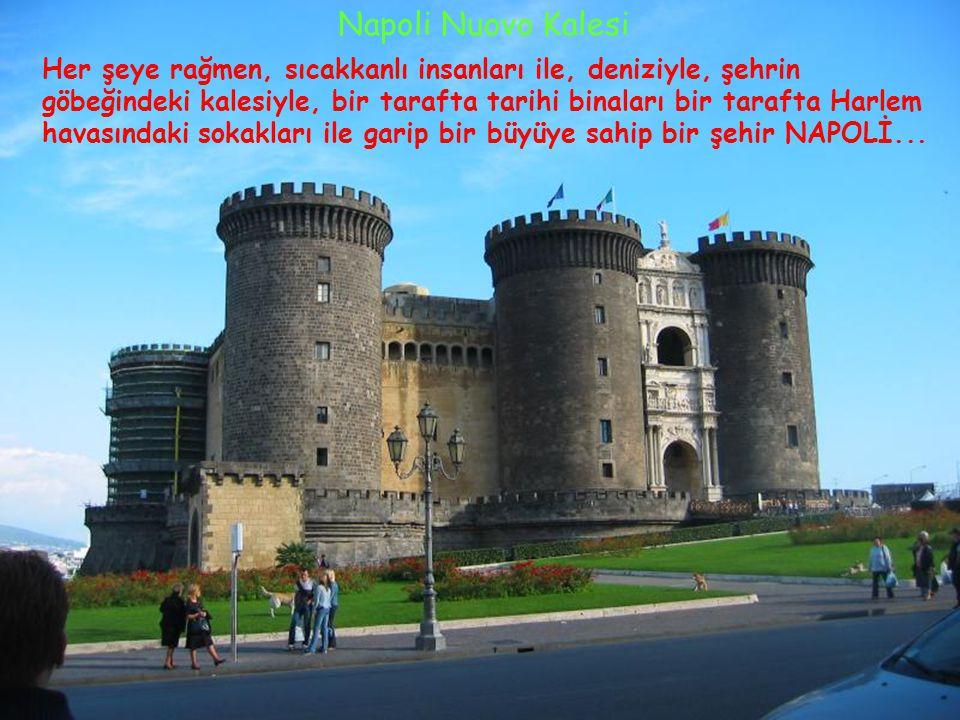 Napoli Nuovo Kalesi