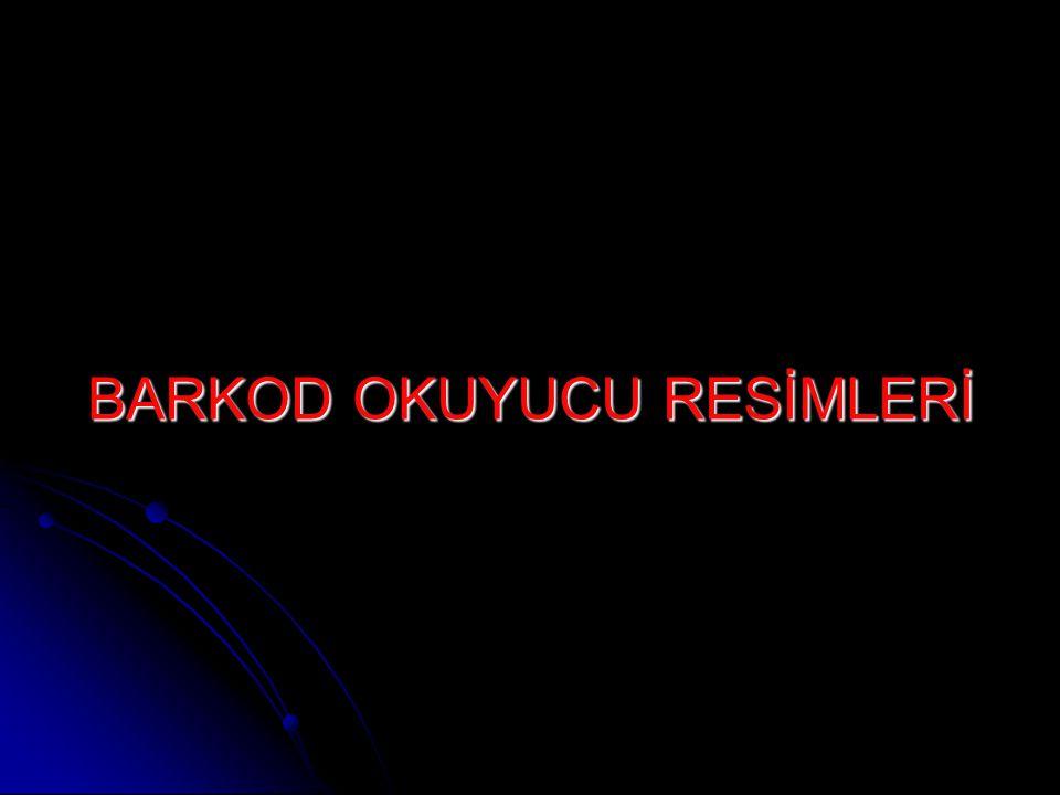 BARKOD OKUYUCU RESİMLERİ