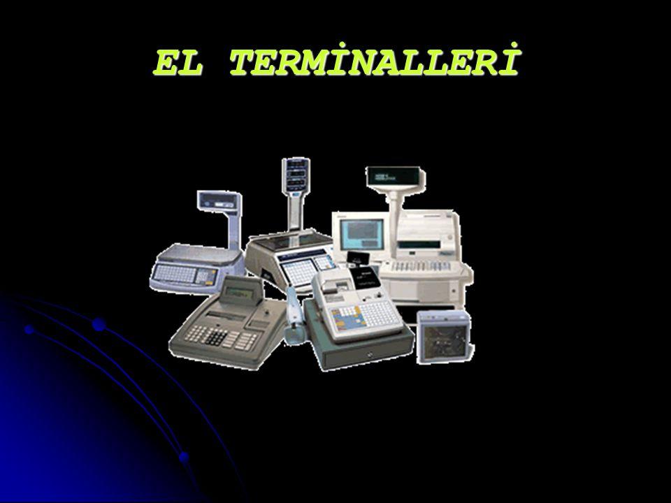 EL TERMİNALLERİ