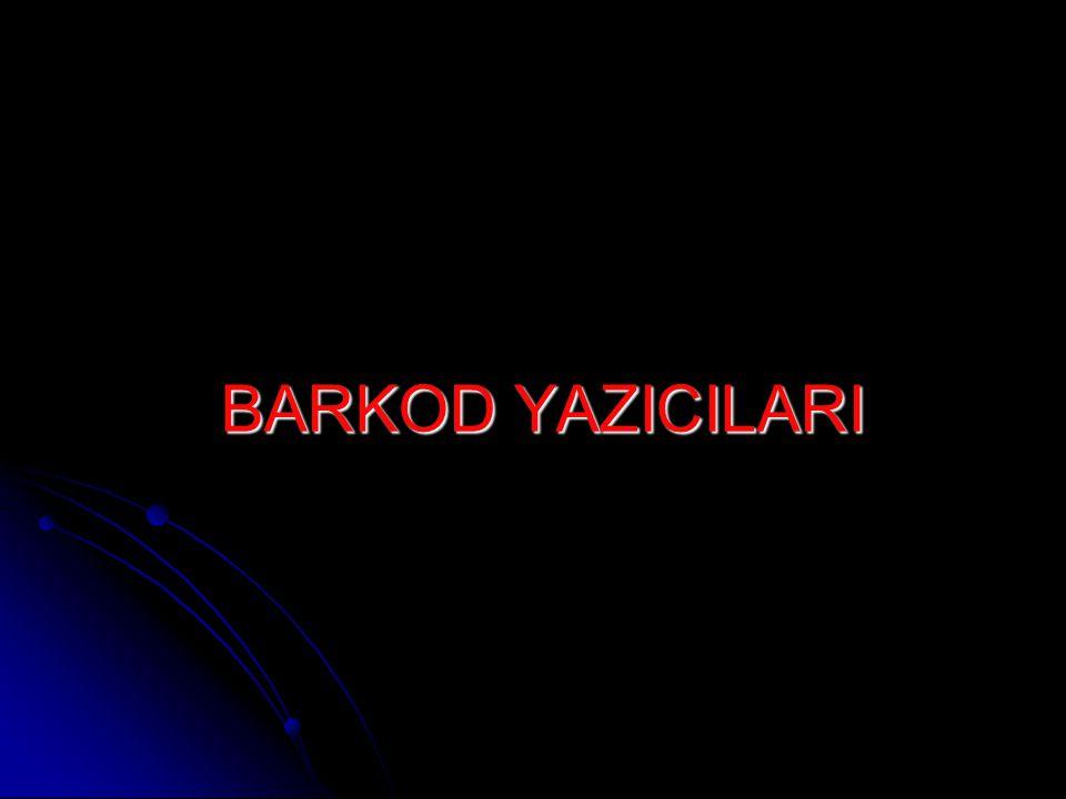 BARKOD YAZICILARI