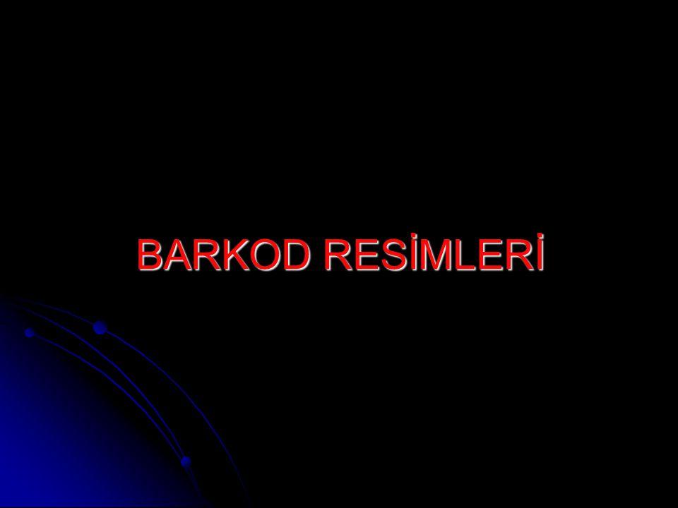 BARKOD RESİMLERİ