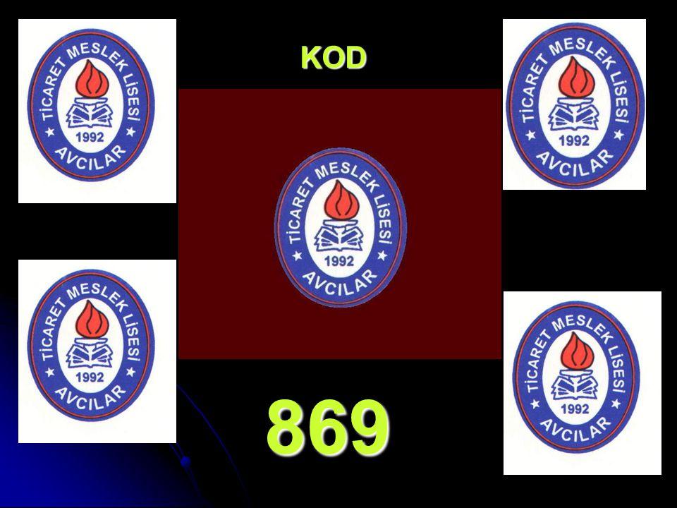KOD 869