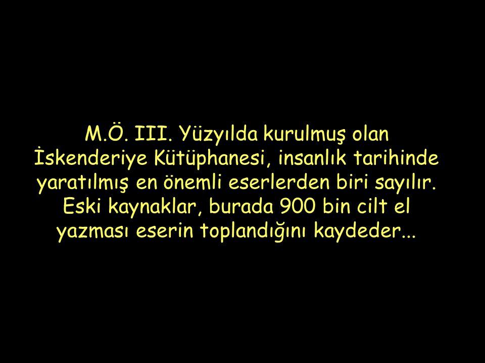M.Ö. III.