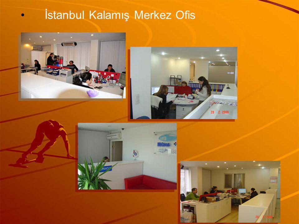 İstanbul Kalamış Merkez Ofis
