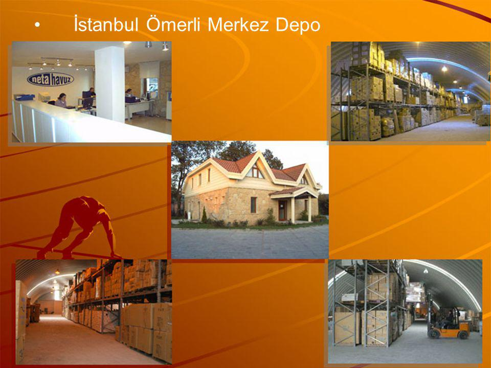 İstanbul Ömerli Merkez Depo