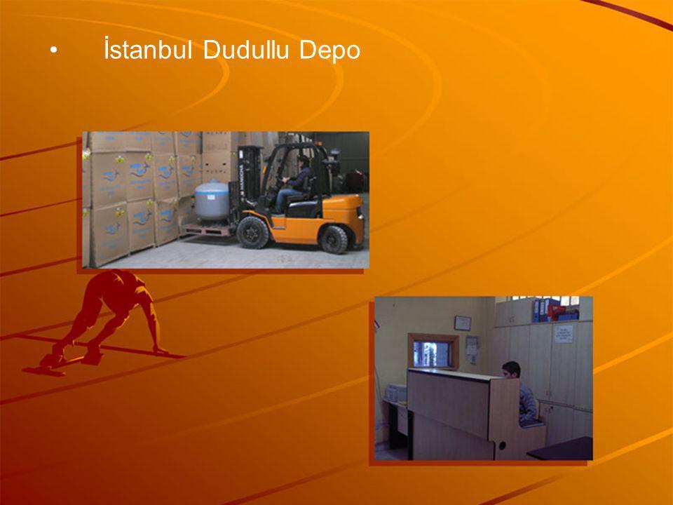İstanbul Dudullu Depo