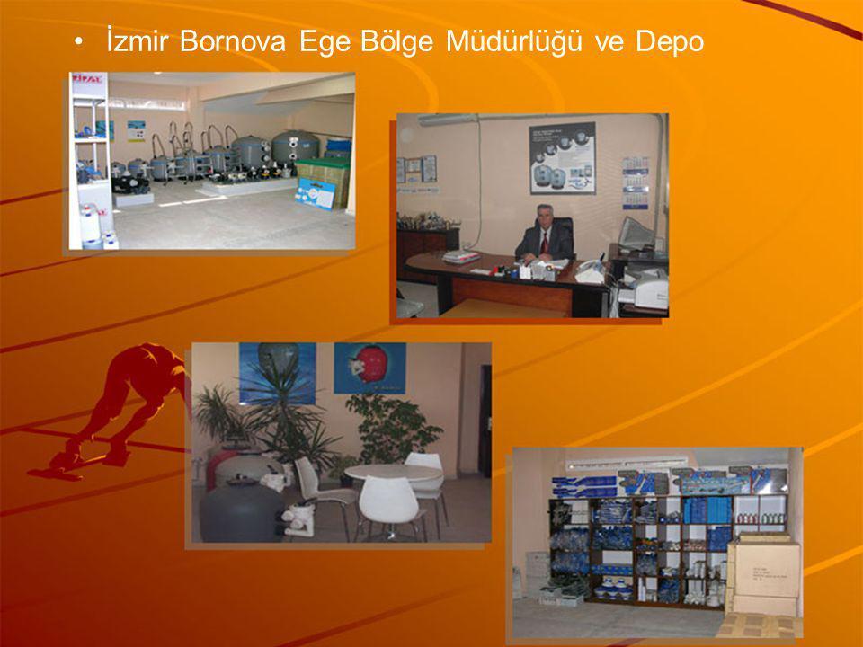 İzmir Bornova Ege Bölge Müdürlüğü ve Depo