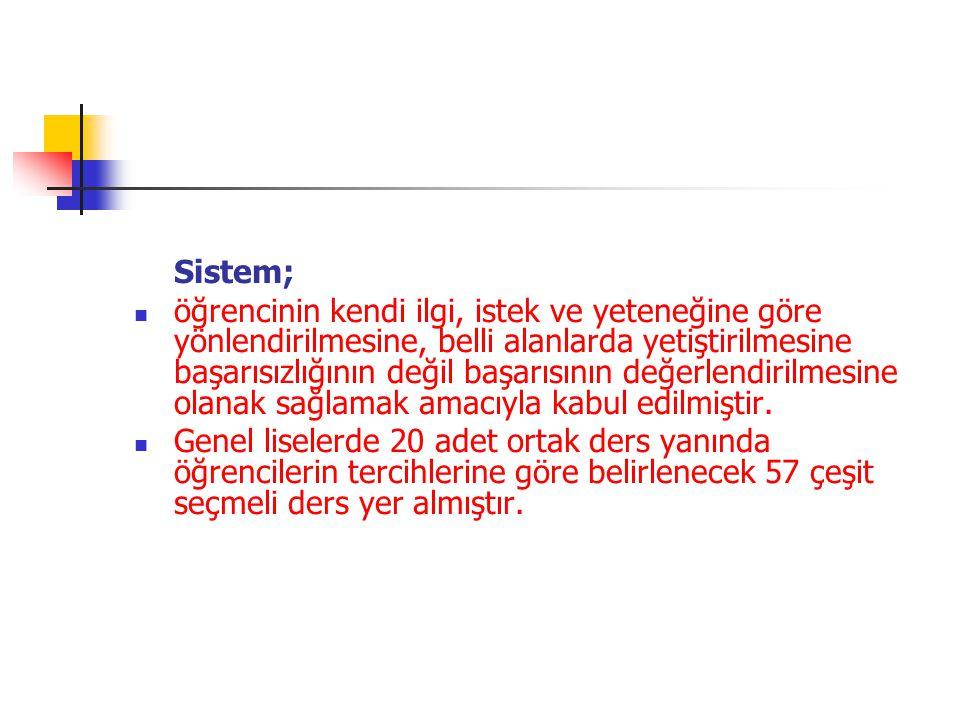 Sistem;