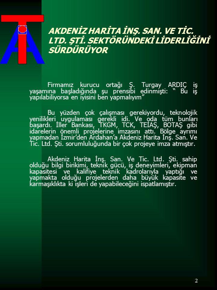 AKDENİZ HARİTA İNŞ. SAN. VE TİC. LTD. ŞTİ