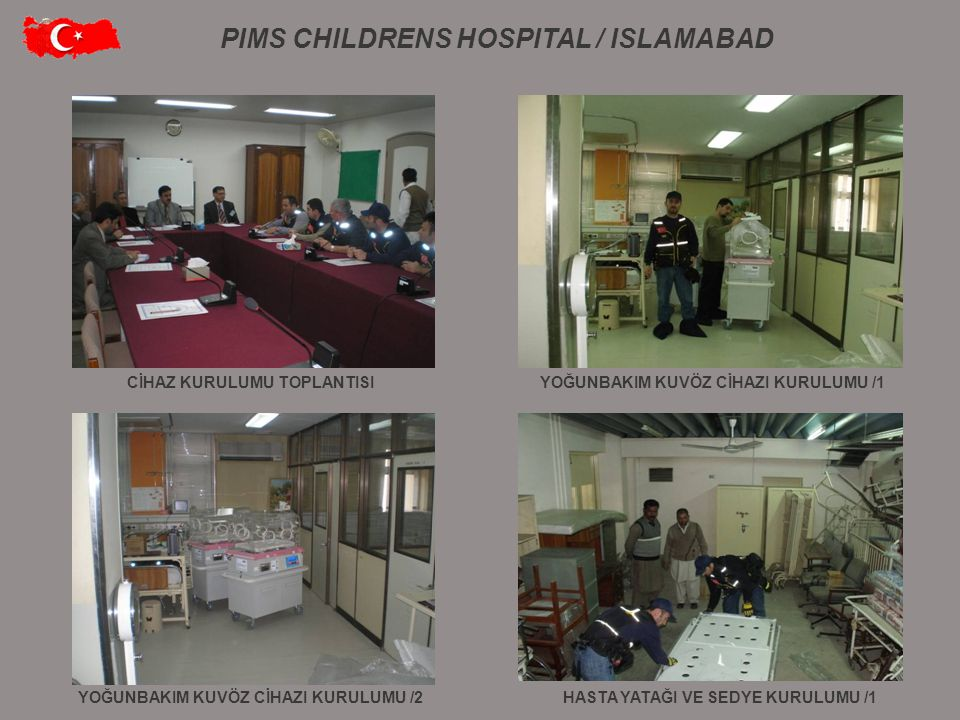 PIMS CHILDRENS HOSPITAL / ISLAMABAD
