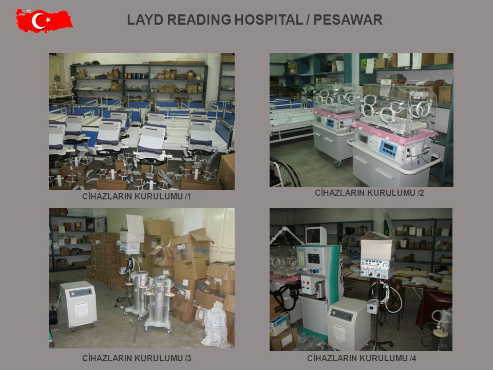 LAYD READING HOSPITAL / PESAWAR