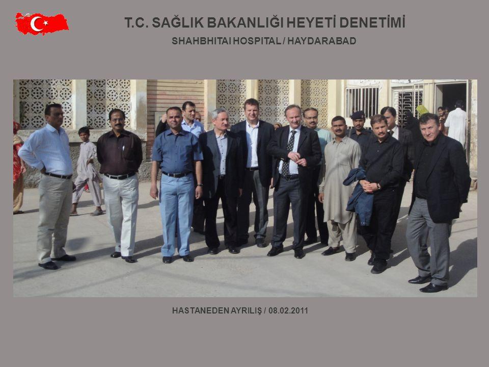 T.C. SAĞLIK BAKANLIĞI HEYETİ DENETİMİ