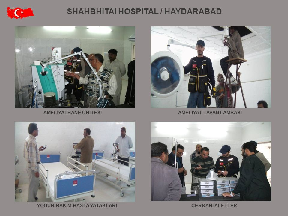 SHAHBHITAI HOSPITAL / HAYDARABAD