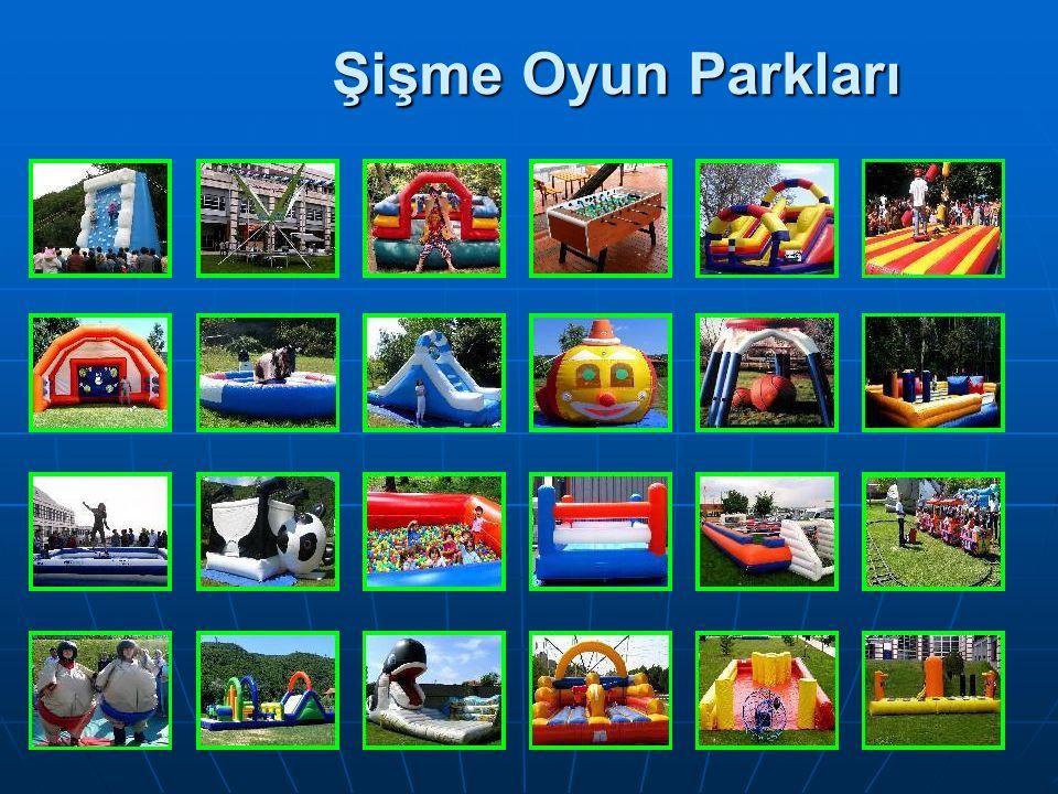 Şişme Oyun Parkları WORLD ORGANİZASYON 0 532 665 58 57