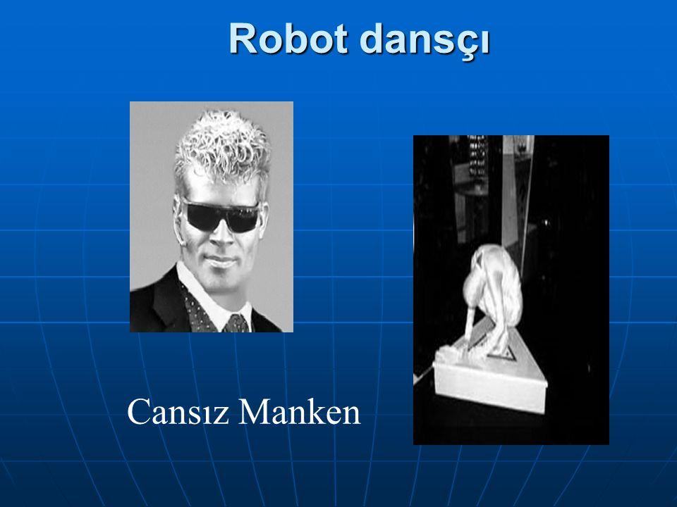 Robot dansçı Cansız Manken WORLD ORGANİZASYON 0 532 665 58 57