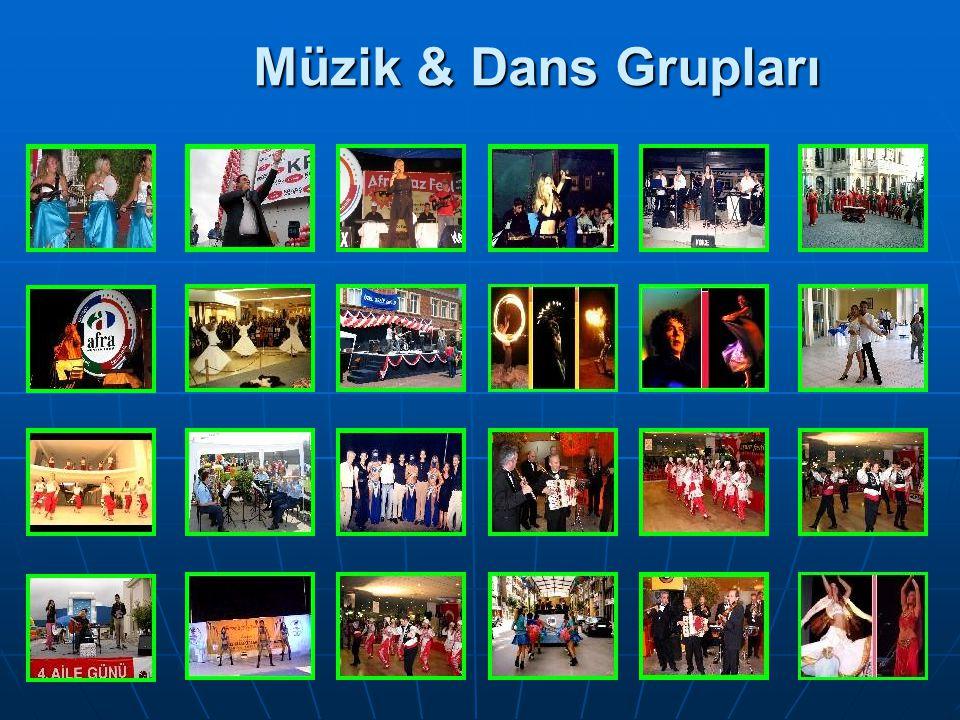 Müzik & Dans Grupları WORLD ORGANİZASYON 0 532 665 58 57
