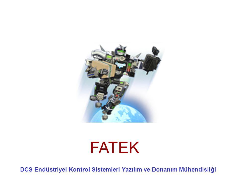 FATEK DCS Endüstriyel Kontrol Sistemleri Yazılım ve Donanım Mühendisliği