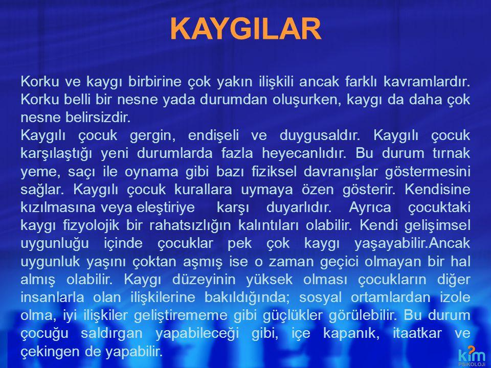 KAYGILAR